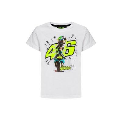 T-shirt motina bambino