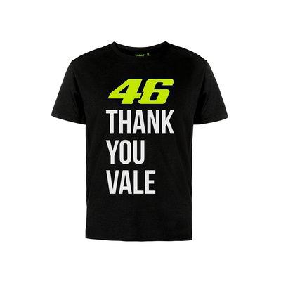 T-shirt Thank you Vale Bambino