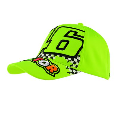 46 Doctor Cap - Yellow Fluo