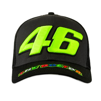Valentino Rossi VR46 Moto GP M1 Yamaha Factory Racing Team Beanie Official 2018