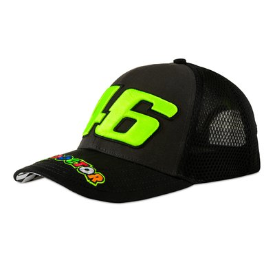 Cappellino trucker 46 The Doctor