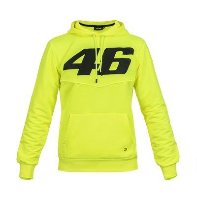 Sweat Core grand 46 jaune fluo