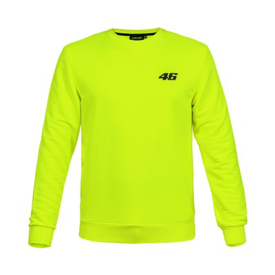 Sweat Core petit 46 jaune fluo