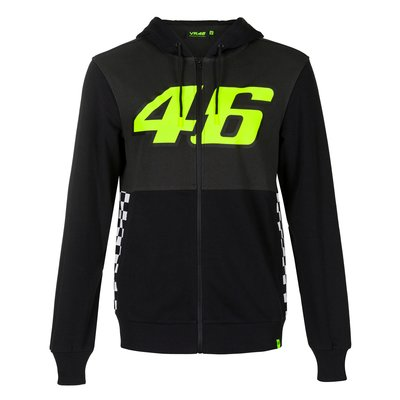 46 The Doctor race hoodie