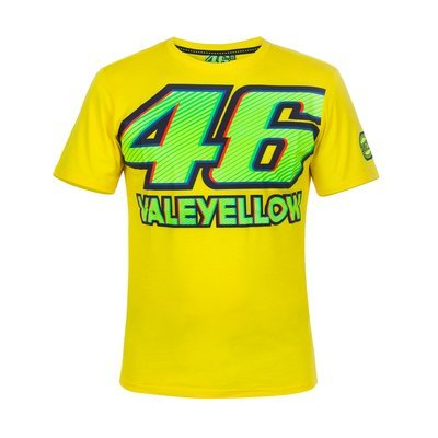 T-shirt 46 VALEYELLOW