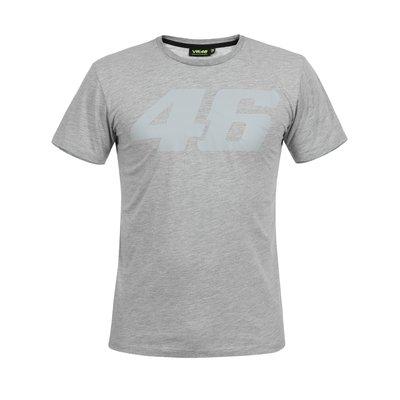 Tee-shirt Core ton sur ton gris