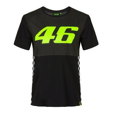 46 The Doctor race t-shirt
