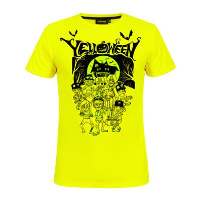 Yelloween VR46 t-shirt  Special Edition