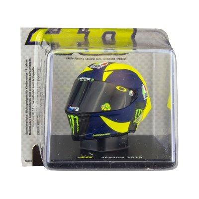 Casco 1/5 GP MotoGP 2018