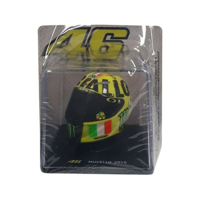 2016 Mugello GP 1/5 helmet - Multicolor