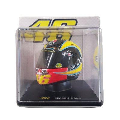 Casco 1/5 GP MotoGP 2004