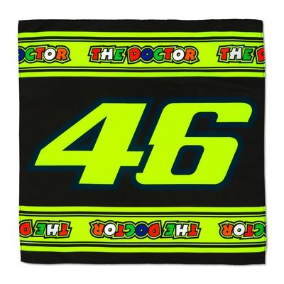 46 The Doctor bandana