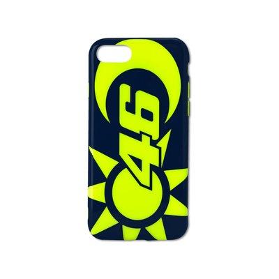 Coque iPhone7/8 soleil et lune