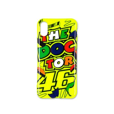 Cover Iphone X Street Art - Multicolor