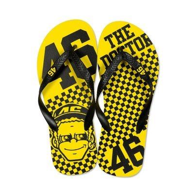 Dottorone flip-flops