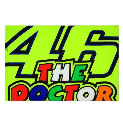 Fahne 46 The Doctor