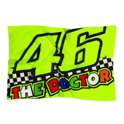 Drapeau 46 The Doctor