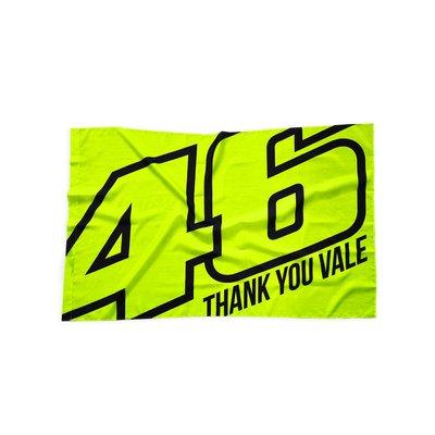 Thank you Vale key flag