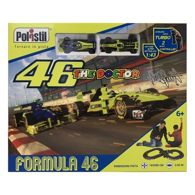 Formel 46 Polistil-Strecke