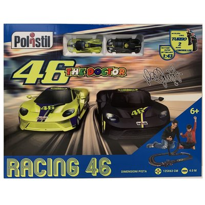 Polistil Racing 46 Track
