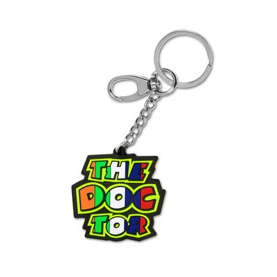 The Doctor key ring