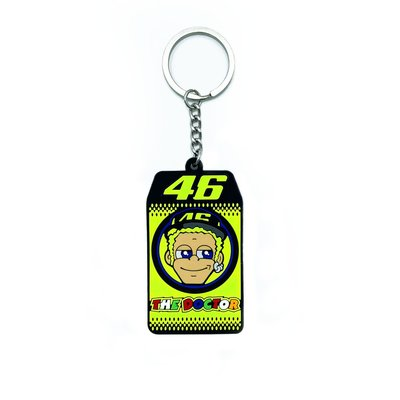 Thank you Vale key ring