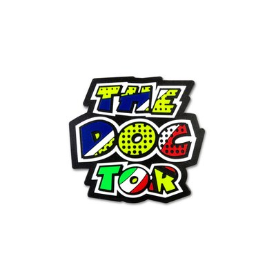 Magnete Pop Art The Doctor