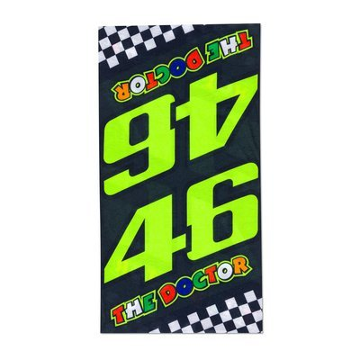 46 The Doctor neck warmer