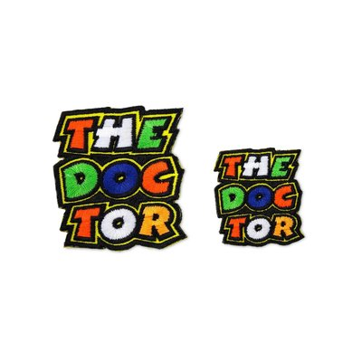 Kit écussons The Doctor - Multicolor