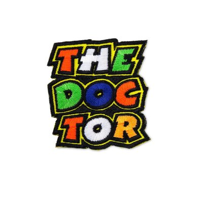 Big The Doctor patch - Multicolor