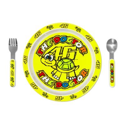 Ensemble repas tortue