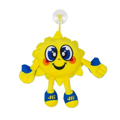 Sun plush toy Valentino Rossi MotoGP - Yellow