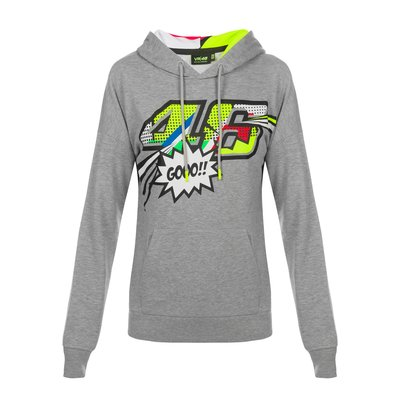Sweat Pop Art pour femme