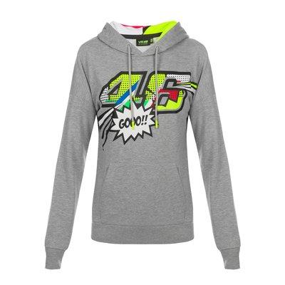 Damen-Sweatshirt Pop Art