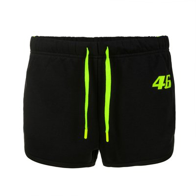 Shorts Damen 46 The Doctor - Schwarz