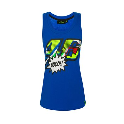 Woman Pop Art tanktop