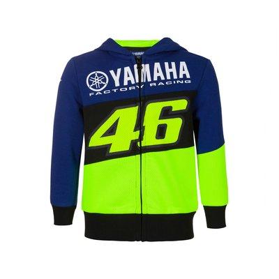 Felpa Yamaha VR46 bambino