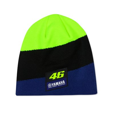 Yamaha VR46 beanie cap - Royal Blue