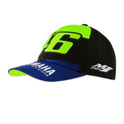 Yamaha VR46 cap - Royal Blue