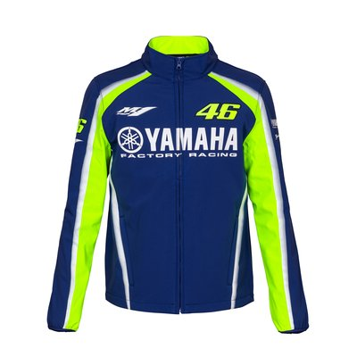 Yamaha VR46 jacket - Royal Blue