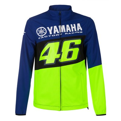 Yamaha VR46 jacket - Royal Blue