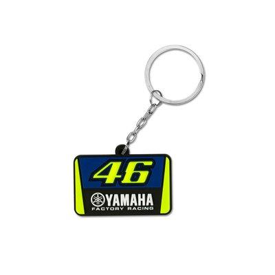 Schlüsselanhänger Yamaha VR46 - Multicolor