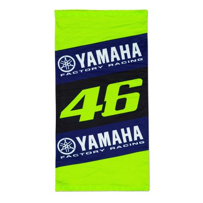 Yamaha VR46 neck warmer - Multicolor