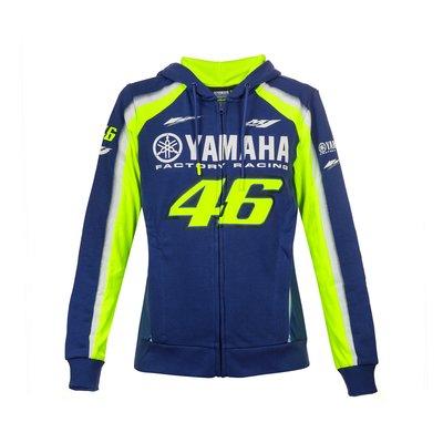 Sweatshirtjacke Yamaha VR46 Damen