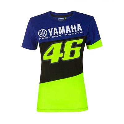 T-shirt Yamaha VR46 femme