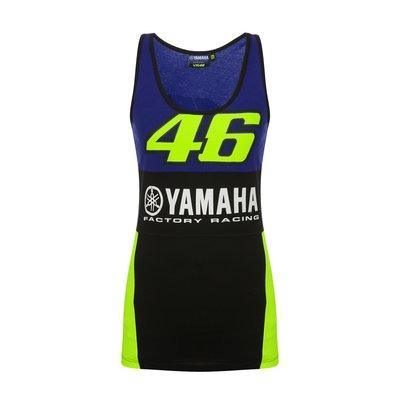 Woman Yamaha VR46 tanktop