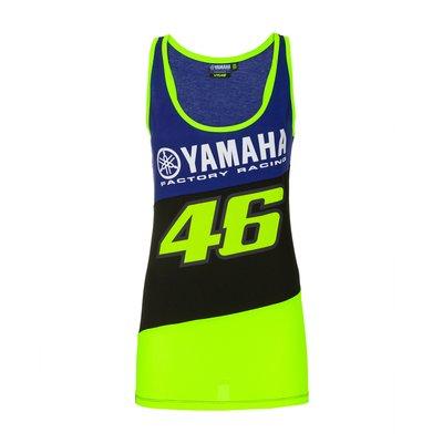 Top Yamaha VR46 Damen - Blau Royal
