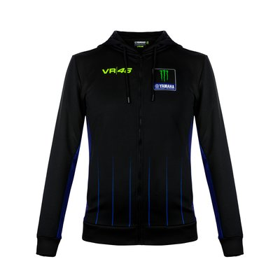 Sweatshirt Yamaha Black
