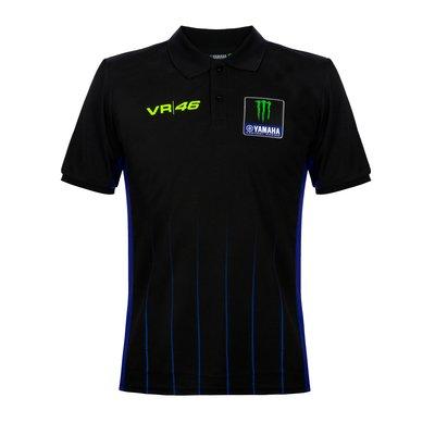 Poloshirt Yamaha Black - Schwarz