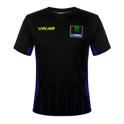 Tee-shirt Yamaha Black